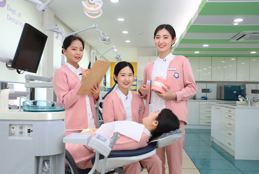 치위생과 (Dept. of Dental Hygiene)